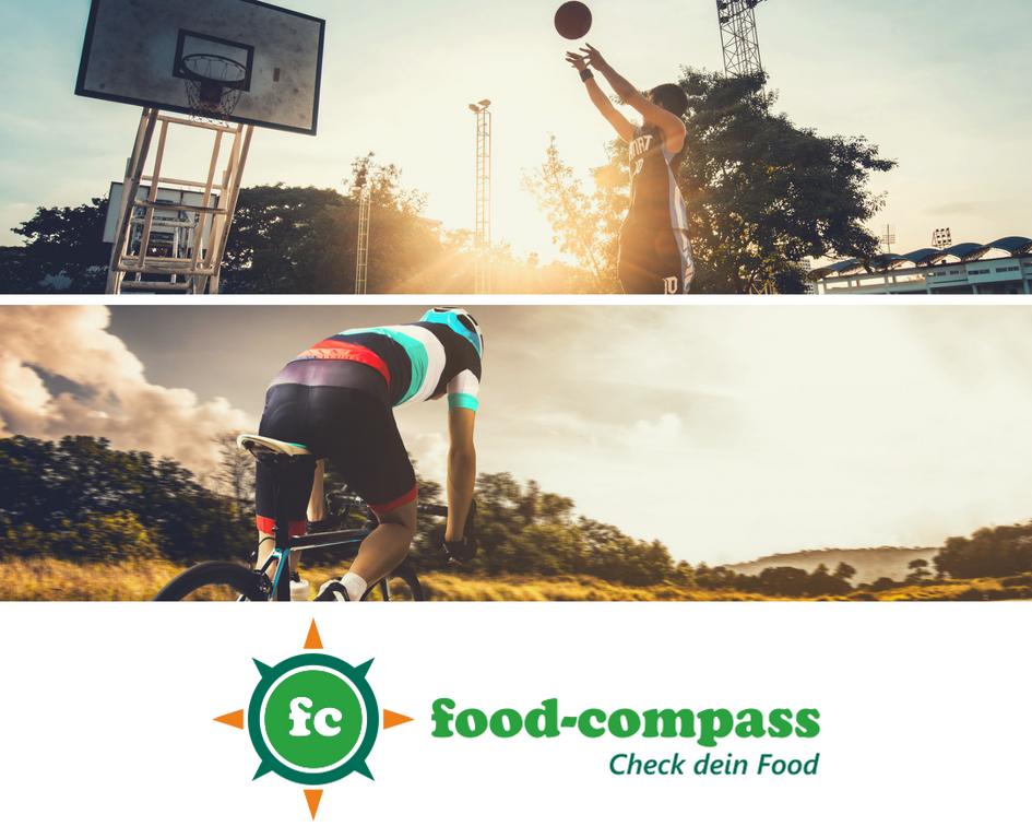 Wie sieht die Ernährung im Basketball und im Radsport aus?