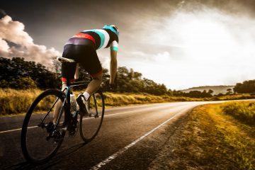 Ernährung bei Radfahrern